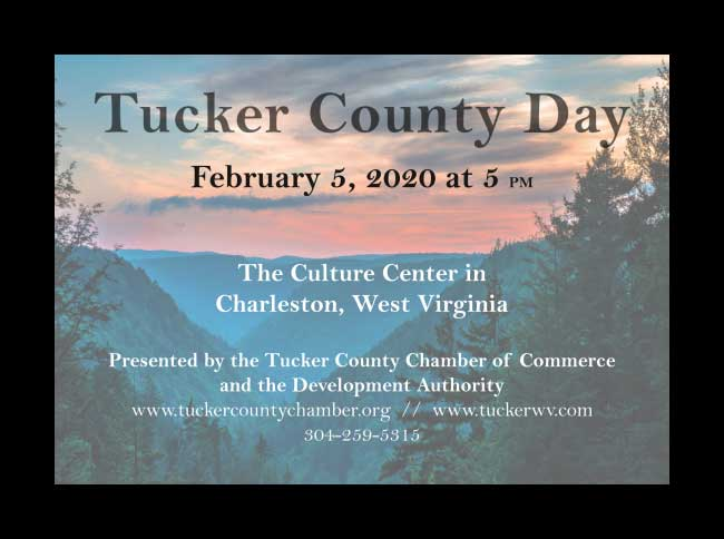 Tucker County Day 2020